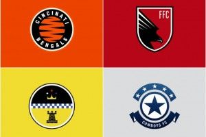 NFL Team Logos Redesigned As European Soccer Badges Is A Must See