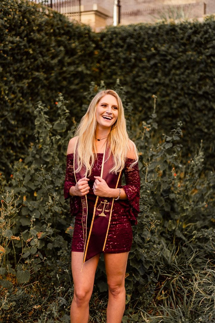 Texas State Senior Photos By Simply Breezy Photography Cap And Gown Pictures Gown Pictures Graduation Dress