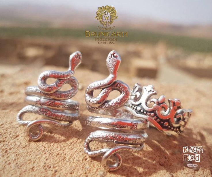 """Ogni grande storia sembra iniziare con un serpente. (Nicolas Cage)  Brunicardi Preziosi introducing the new icon ring from """"King's Road Collection"""": THE AFRICAN SNAKE RING  #KingsRoadCollection #AfricanSnake #Ring #NewRings #African #Snake #Rings #EthnicRings #FreshJewels #SexyJewels #UniqueJewels #limitededition #handmade #custom #fashion #rock #madebyhand #paolobrunicardiorafo #brunicardipreziosi #marinadicarrara #Tuscany #Italy #madeinitaly #madeintuscany #italiansdoitbetter"""