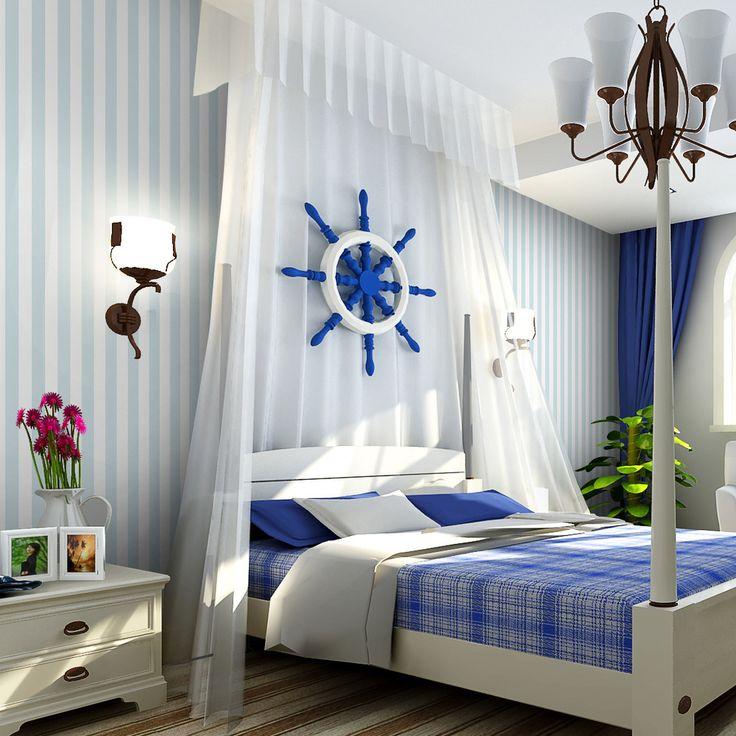 Виниловые обои для стен 3 D полоса современная функция вертикального полосатый Wallcovering papel де parede 3D папье peint