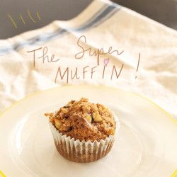The Only Oatmeal Muffin Recipe You'll Ever Need