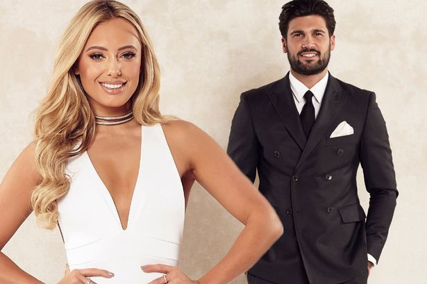 TOWIE newbie Amber Turner confirms she's dating Dan Edgar as she blasts 'disrespectful' ex Jamie Reed - Mirror Online