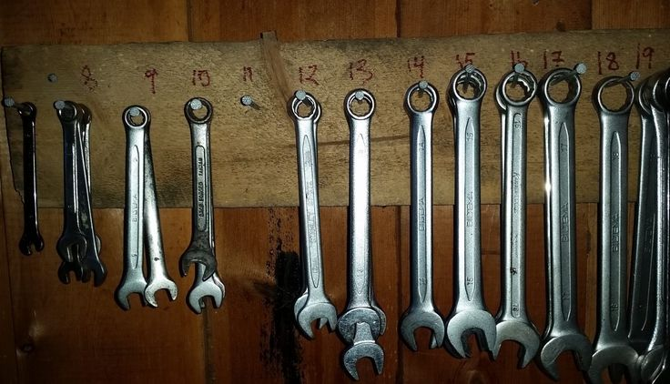 How to use a regular combination wrench