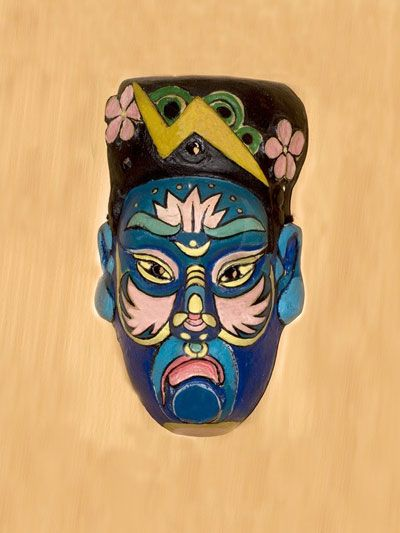 10 best images about CHINESE MASKS on Pinterest ...