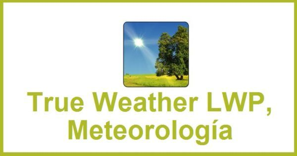 True Weather LWP, Meteorología es una aplicación con la cual básicamente podrás ver en vivo el cambio del tiempo climático desde la pantalla de tu smartphone o table, con esta App podrás tener un fondo de movimiento cambiante según las condiciones meteorológicas del tiempo en cada momento, si quieres seguir en cada momento el clima como la lluvia, día soleado, noche, nublado, nieve, tormenta y mucho mas True Weather LWP, Meteorología es la herramienta que necesitas o si solo quieres un…