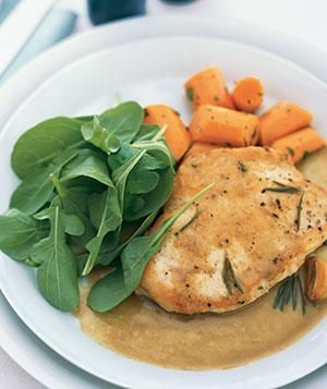 Rosemary-Garlic Chicken recipe