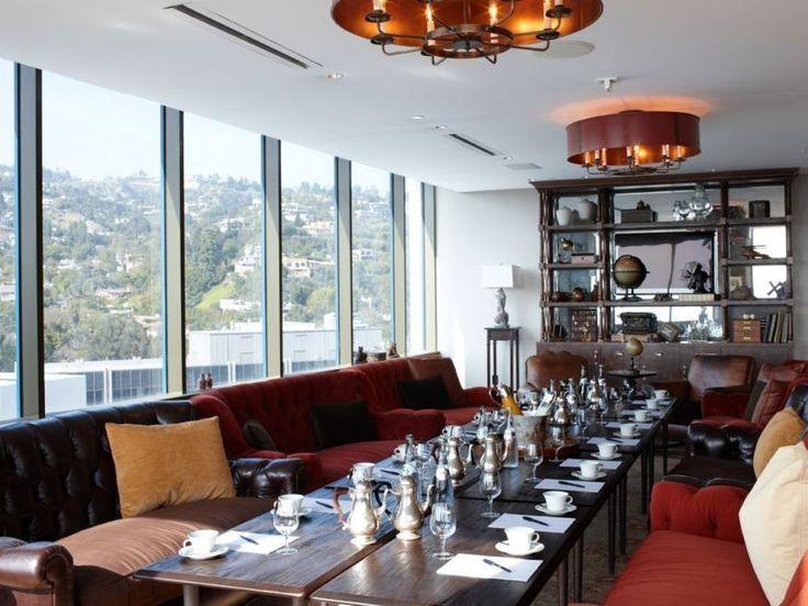 A Peek Inside Soho House West Hollywood   Nicole Gibbons Style