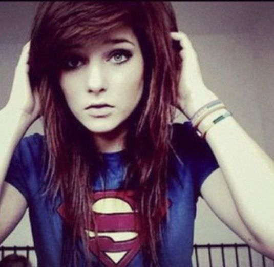 Emo hairstyle <3 want my hair like this!! ^.^