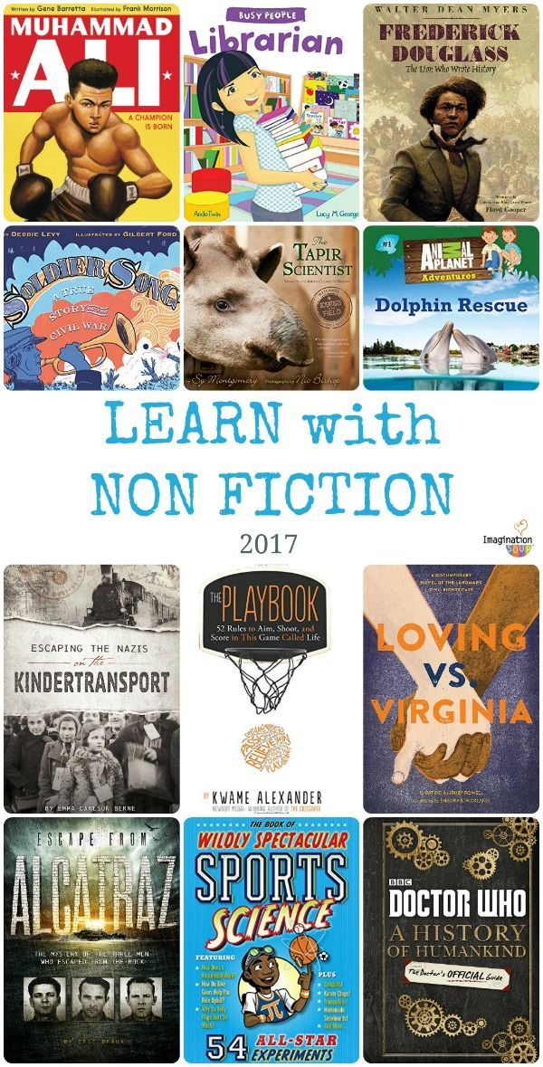 new, good non fiction books for 2017!