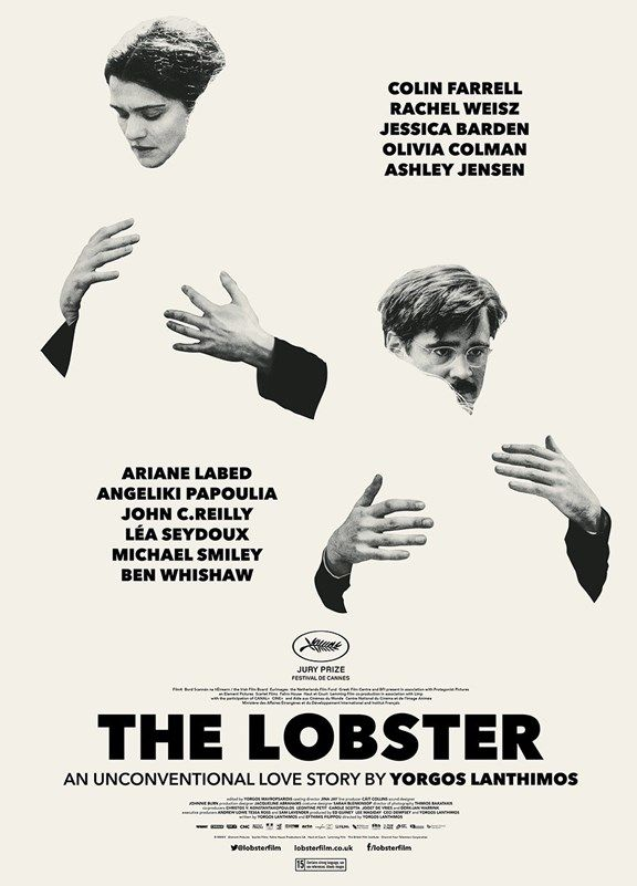 The Lobster (2015) Y. Lanthimos