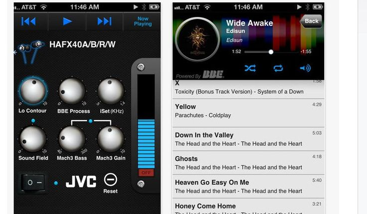 10 Amazing iPhone iPad Music Player Apps