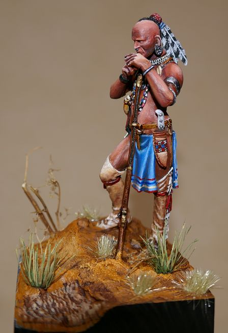 Iroquois From Pegaso Figure Models Figure Model