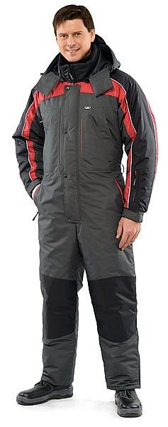EXTREME men's heat-insulated coverall