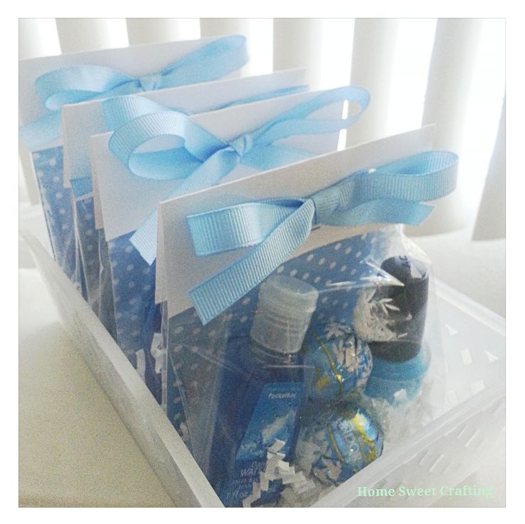 Baby Shower Prize Bag