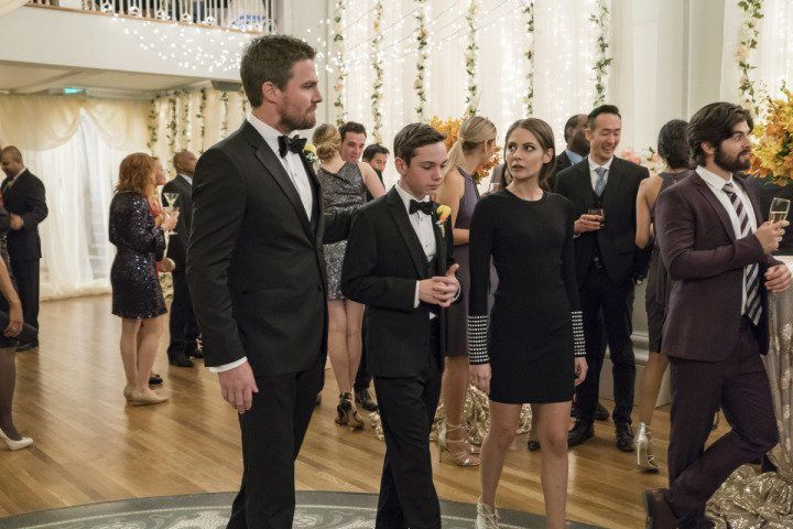"""Oliver, William, and Thea in """"Irreconcilable Differences"""""""