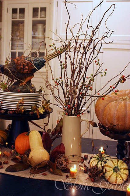 161 Best Images About Be Thankful Table Decor On Pinterest