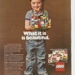 A few months ago, a friend posted this on Twitter, and I remember it making me ecstatic. A 1980's ad that didn't box-in, label, and stereotype a child? What a mind blowing concept! This gave me a lot of hope, as LEGO has always been one of my favorite toy companies. But when I found this page....that shows this in comparison to modern LEGO commercials, it made me want to vomit. What in the hell is wrong with our society? WHY do we insist on doing this to our children?