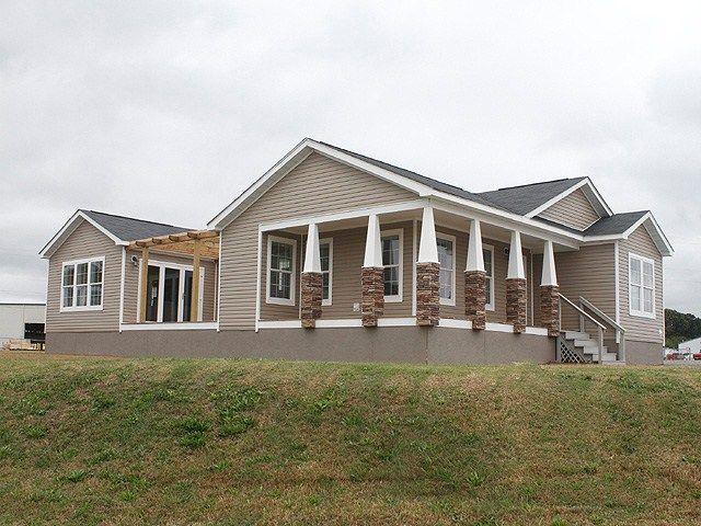 Photos 3344 72X39 CK3+2 OAKWOOD (MOD) | 58CLA39723AM | Oakwood Homes of Farmville - Farmville, VA