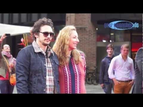 James Franco - roter Teppich beim Filmfest München 2012 am 02.07.2012