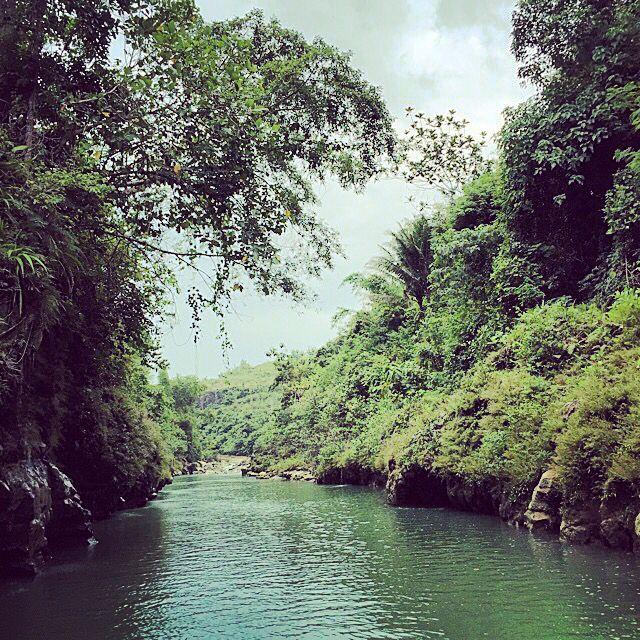 Sungai Oyo, Jogjakarta