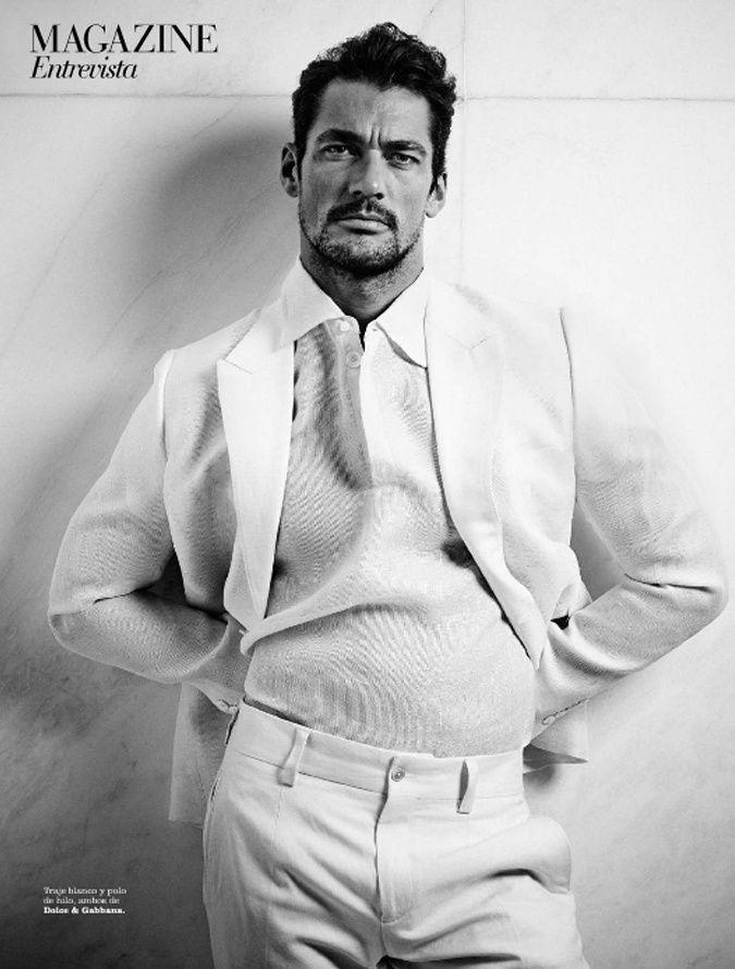 David Gandy Wears Dolce & Gabbana for Marie Claire Spain Shoot image mc es002
