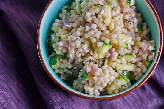 Couscous salad, Couscous and Warm on Pinterest