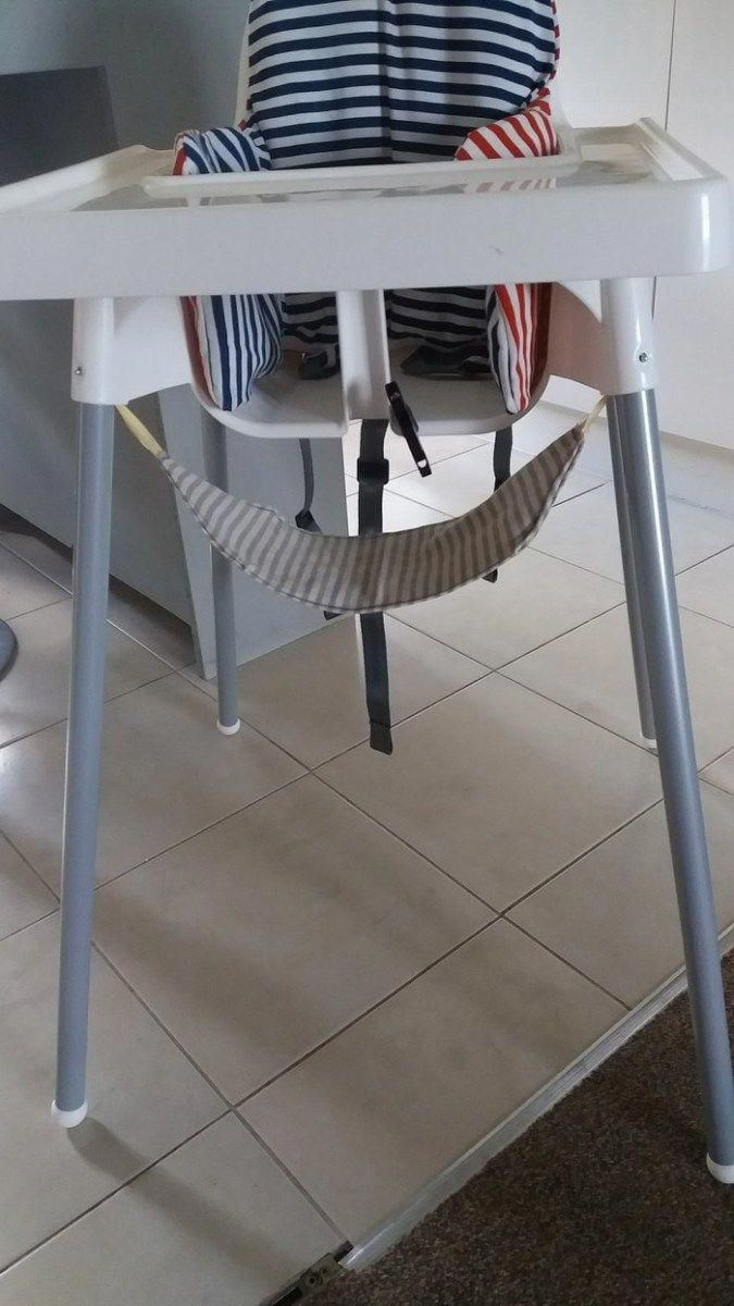 DIY foot rest on IKEA Antilop high chair  highchair  8778690a0b