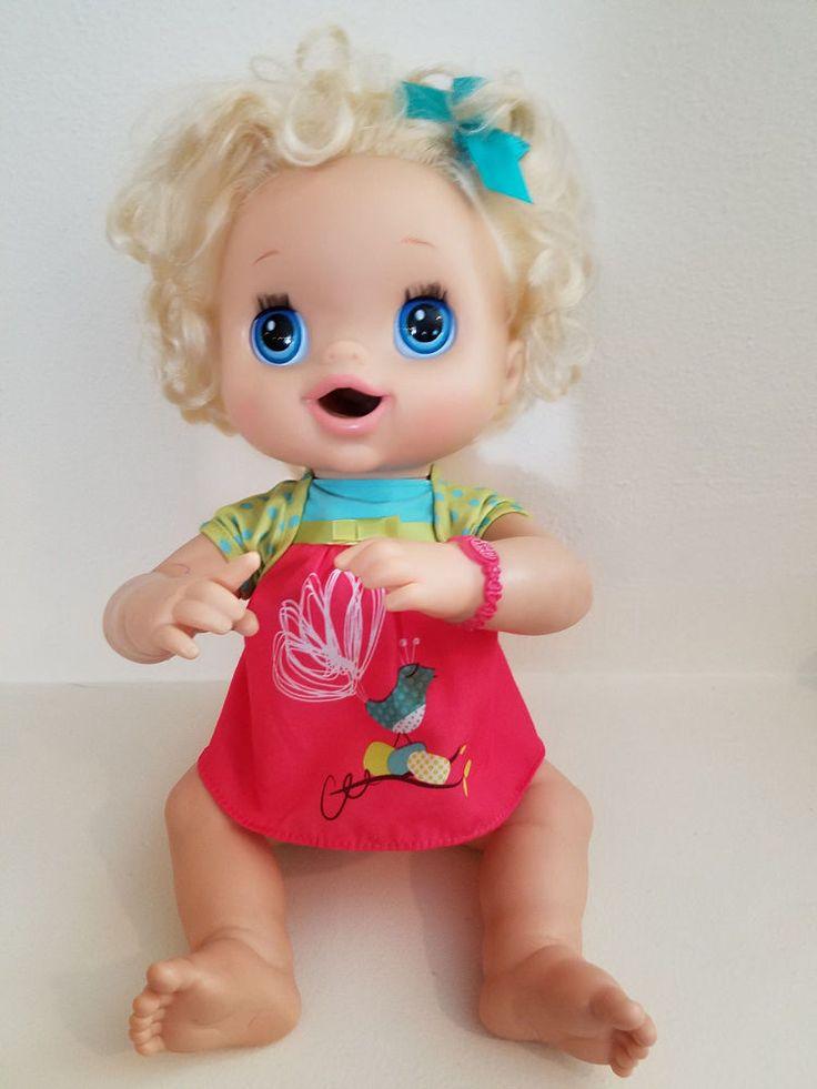 37 Best Toys Dolls Images On Pinterest Baby Alive