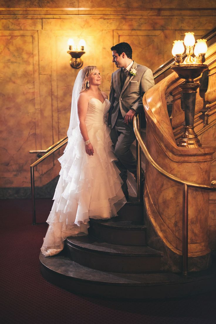 Wedding Photographers - Toronto Wedding Studios, 588 Eastern Ave, Toronto, ON, Canada, TEL(416)993-8995 | Magda and Jason | Wedding | Elgin and Winter Garden Theatre | Atlantis | http://www.torontoweddingstudios.com
