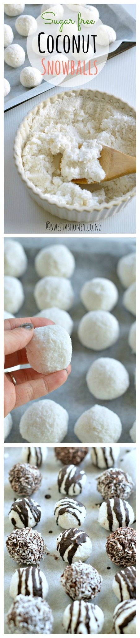 I am making those healthier treat for Christmas this year. Sugar free coconut snowballs and gluten free such a guilt free treat!