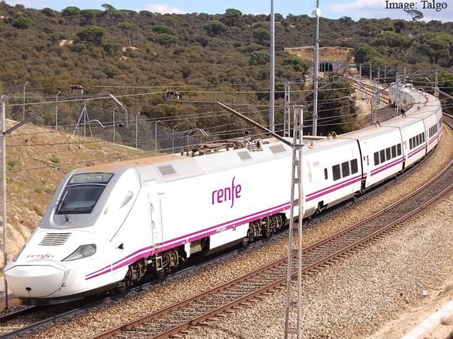 Slideshow : Train from Spain for India - Train from Spain: Talgo to run trial runs of faster trains in India - The Economic Times