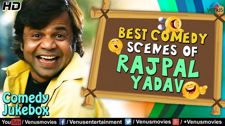 Best Comedy Scenes of Rajpal Yadav  | Hindi Comedy Movies | Bollywood Mo...