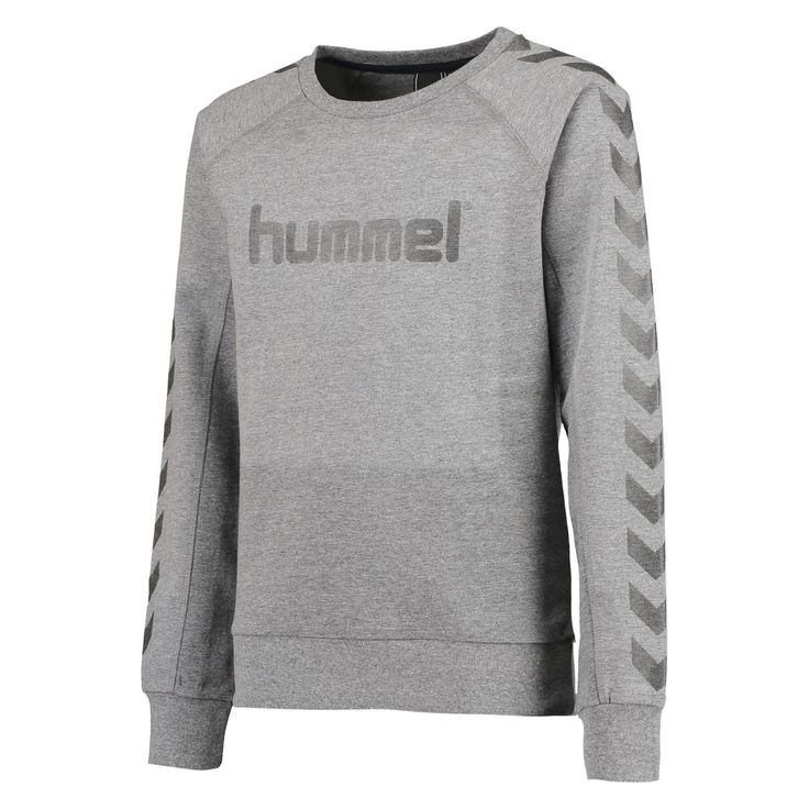 hummel Junior Crew Sweat, genser barn - Fritidsgenser - xxl.no