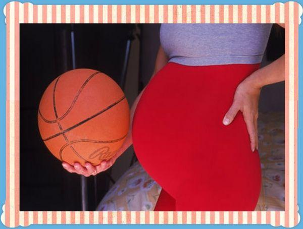 Οι κίνδυνοι στην εγκυμοσύνη μιας αθλήτριας