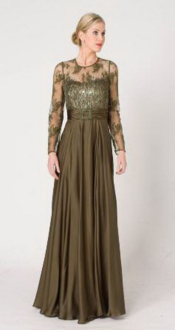 21 best mother of bride dresses for rustic outdoor for Wedding dresses for outdoor country wedding
