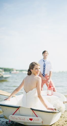Nantucket Wedding with southern twist