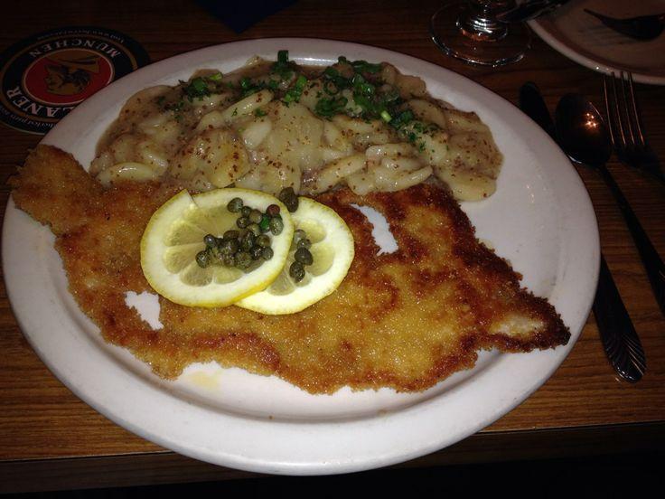 Bavarian Grill. German restaurant in Plano.