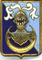 12eme Chasseurs d´Afrique-École d´Application L´Arme Blindée Cavalerie en Algérie d´Hussein-Day & Camp du Lido