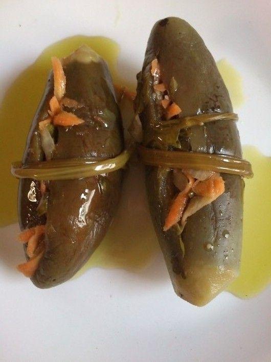 Μελιτζανάκι τουρσί -