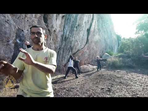 Rizou Cave - Fili | Shaolin Temple Greece 希腊少林寺