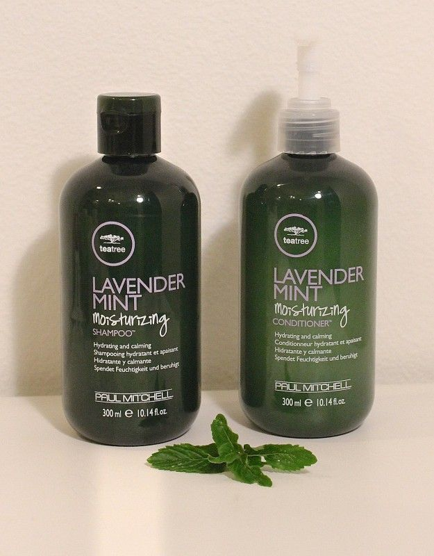 Paul Mitchell Lavender Mint Shampoo and Conditioner