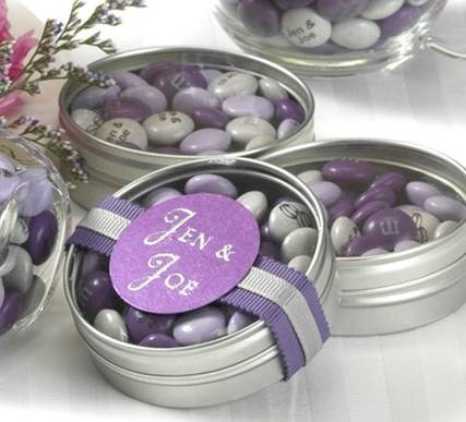 #ad a pack of personalized MY M & M''S® is a sweet way thank your wedding party