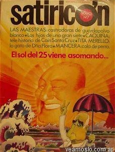 Revista Satiricón