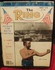 RING magazine AUGUST 1976 great boxing champions