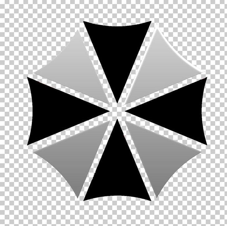 Umbrella Corps Resident Evil Umbrella Corporation Logo Png Angle Black And White Capcom Corporation Gaming Umbrella Corporation Resident Evil Umbrella