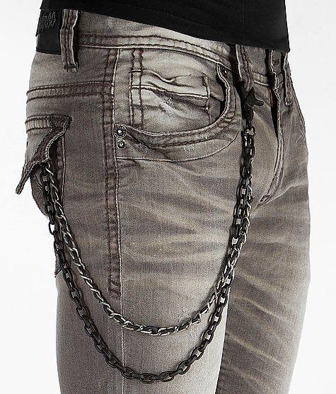 """""""BKE Wallet Chain"""" www.buckle.com"""