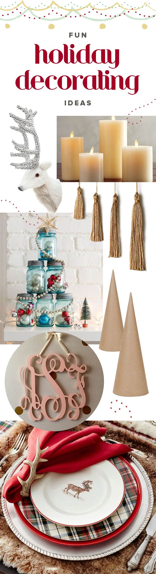 40 best DECK THE HALLS images on Pinterest Christmas ideas Deck