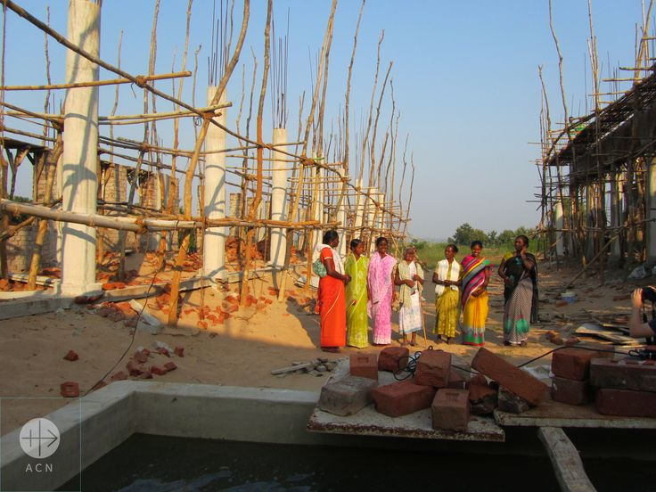 ACN Success Story  In this month of February, our Projects of the Week will be dedicated to India.   An immense and fascinating country, the Indian sub-continent is home to over 16 million Catholics.  The great majority is poor and does not have the funds to...