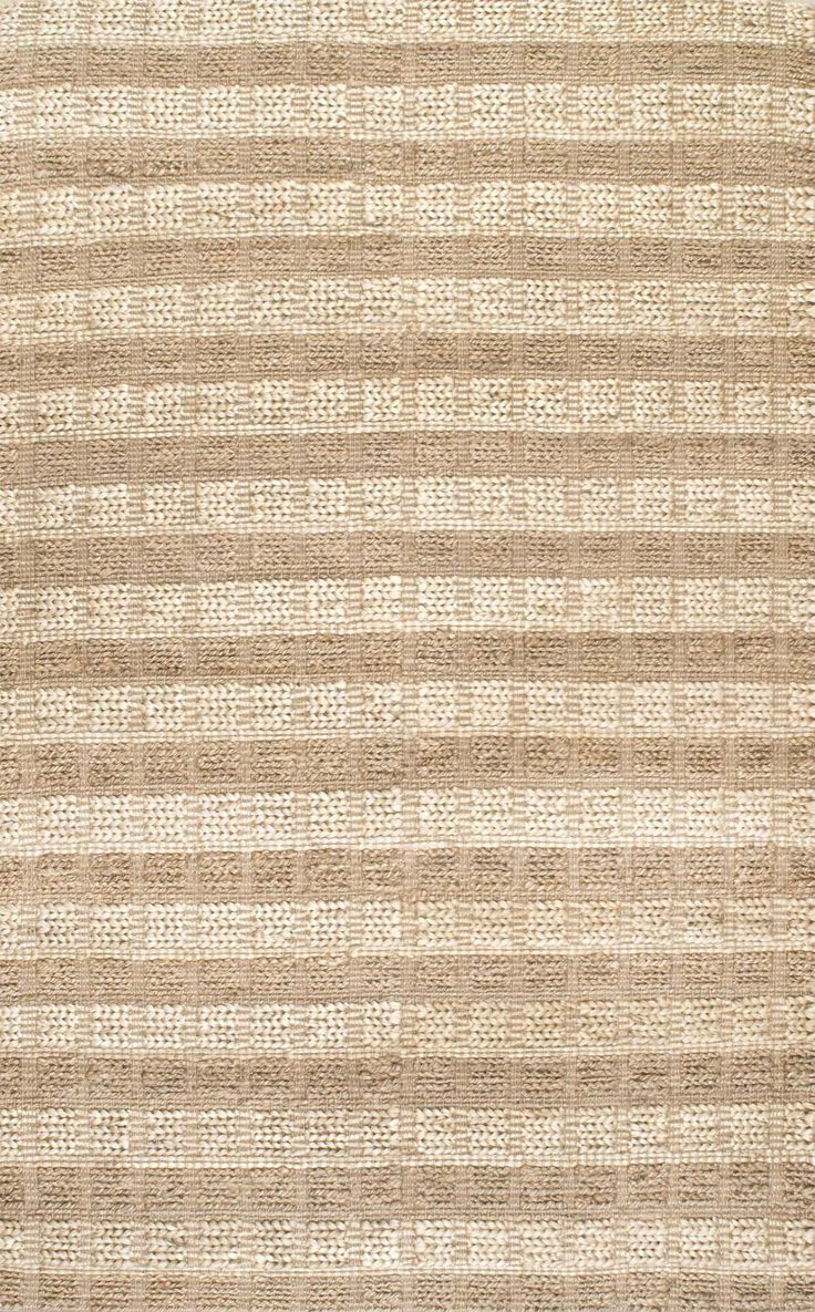 Kanopi HA01 Braided Banded Stripes Rug
