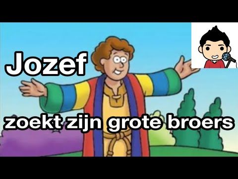 #80 Jozef zoekt zijn grote broers - bijbelliedje - YouTube